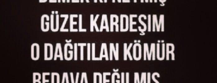 Karahan'ın Beğendiği Mekanlar