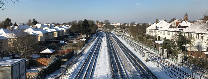 South Ealing is one of London's Neighbourhoods & Boroughs.