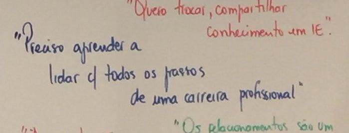 Universidade do Vale do Rio dos Sinos (Unisinos) is one of Locais curtidos por Vinicius.
