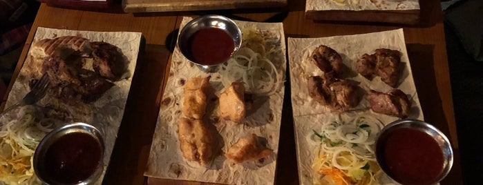 мясо & хлеб is one of Locais curtidos por Rptr.