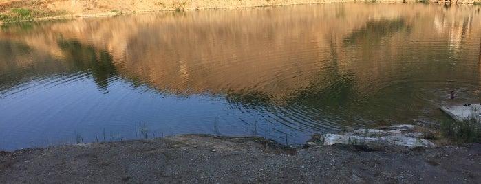 Ergenli Barajı is one of Locais curtidos por Resul.