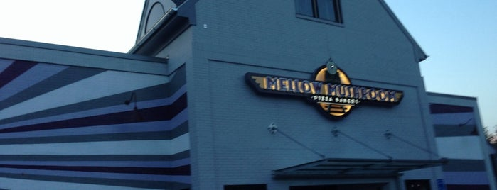 Mellow Mushroom is one of Andrew 님이 좋아한 장소.