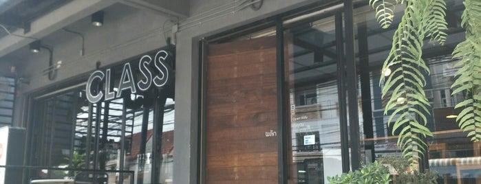 Class Café is one of Naporn : понравившиеся места.