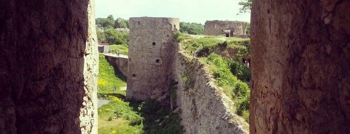 Копорская крепость is one of Интересное в Питере.