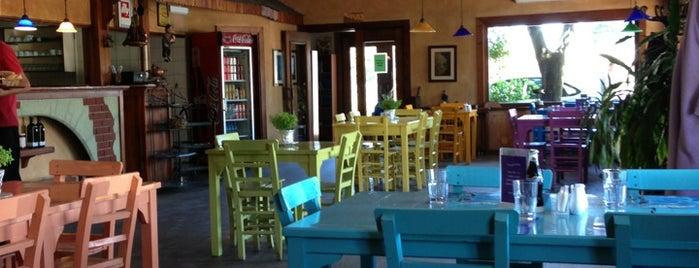 Zeytin Cafe & Restaurant is one of Tempat yang Disimpan Cigdem.