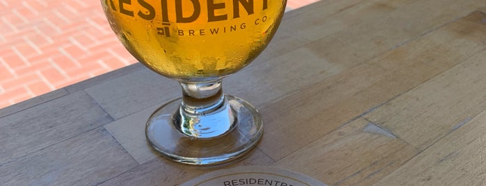 Resident Brewing is one of SD Breweries.