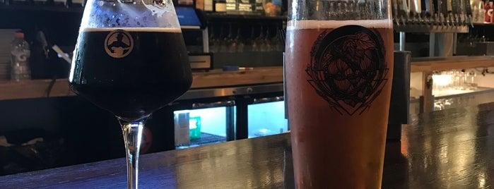 Brues Alehouse Brewing Co. is one of Randy : понравившиеся места.