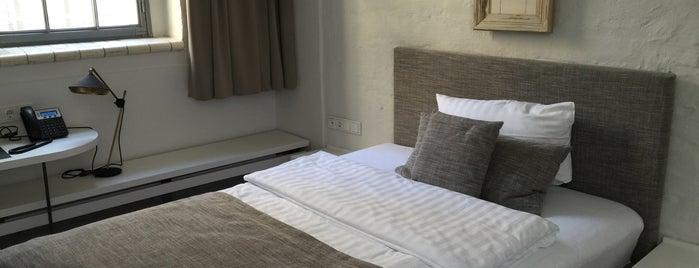 Hotel Oderberger Berlin is one of Berlin's Must-Visits.