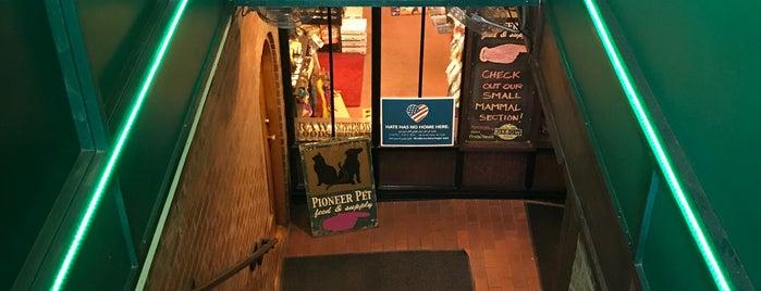 Pioneer Pet Feed & Supply is one of Posti che sono piaciuti a Rachel.