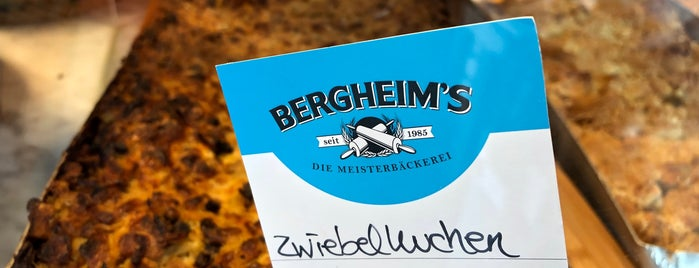 BERGHEIM'S - Die Meisterbäckerei is one of To Do's @ KÖLN.