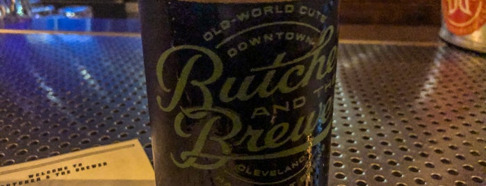 Butcher and the Brewer is one of Breweries or Bust.