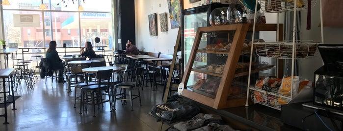 Hammerhead Coffee is one of Orte, die Susan gefallen.