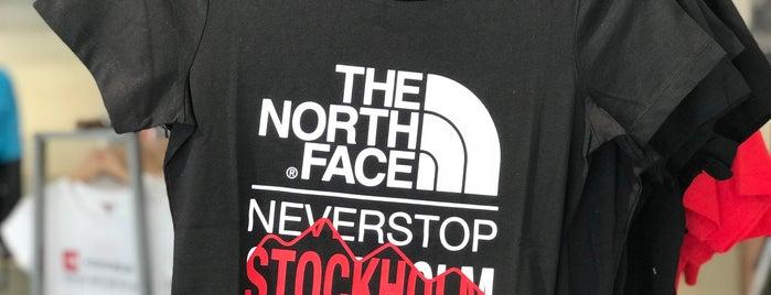 The North Face Store is one of Simone'nin Beğendiği Mekanlar.