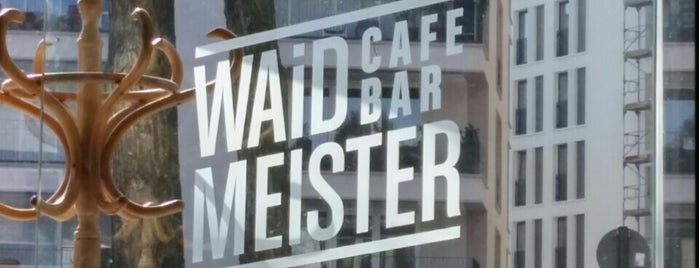 Waidmeister Cafe Bar is one of Köln.