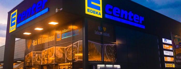 EDEKA Center Niemann is one of Posti che sono piaciuti a larsomat.