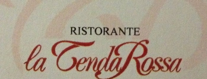La Tenda Rossa is one of Florence.