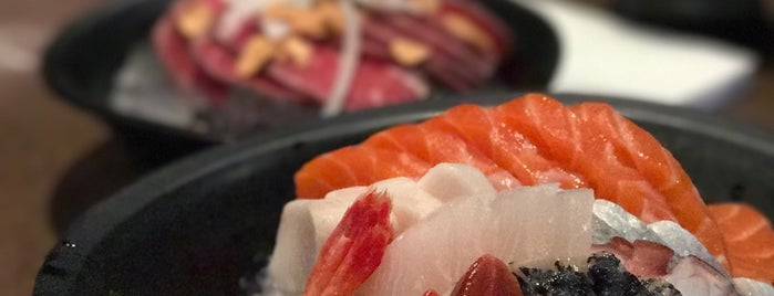 Matsuda Japanese Cuisine & Teppanyaki is one of Post-covid buffets to go to.