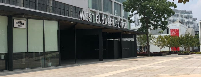 West Bund Art Center (西岸艺术中心) is one of China.