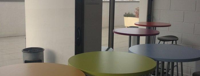 Créanova Paris Innovation Belleville is one of Tempat yang Disukai Jean-Francois.