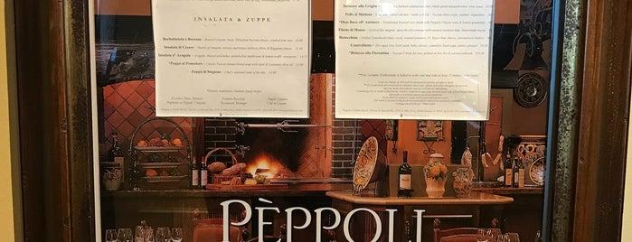 Peppoli is one of Lindaさんのお気に入りスポット.