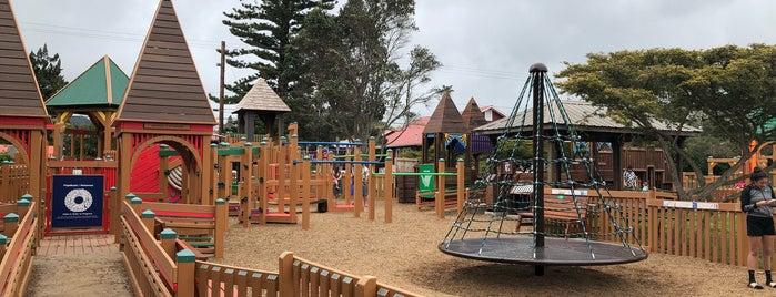 Waimea Park is one of Big Island Activities.