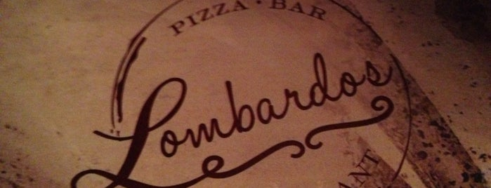 Lombardo's is one of Lugares favoritos de Andrew.