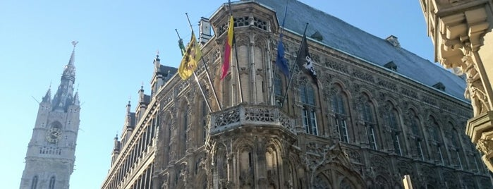Stadhuis Gent is one of Gent.