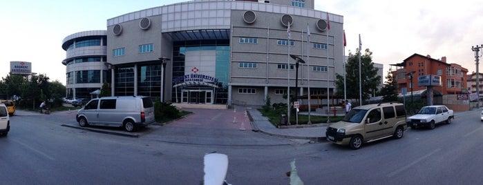 Başkent Üniversitesi Konya Araştırma ve Uygulama Hastanesi is one of Hastane.