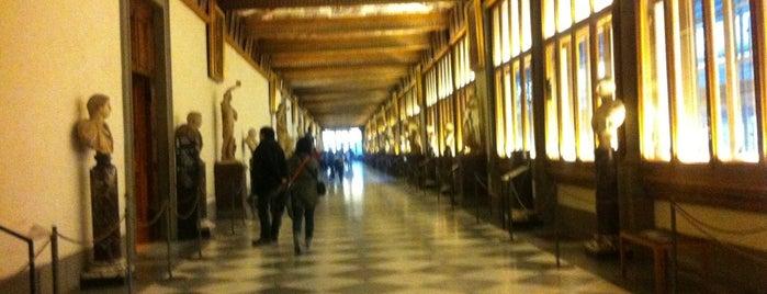 Galleria degli Uffizi is one of Favourites from Around the World.