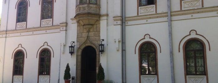 Palatul Știrbey is one of Daniela : понравившиеся места.