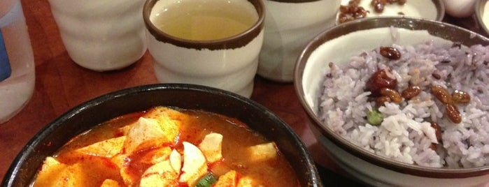 북창동순두부 is one of Best of BlogTO Food Pt. 1.
