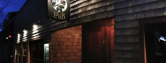 The Rose and Crown is one of Guide to Nantucket's best spots.