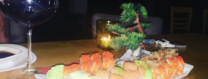 Kokoyaki Sushi is one of Best Far East Restaurants In Turkey.
