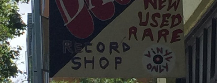Dave's Record Shop is one of Vinyl will never die!.