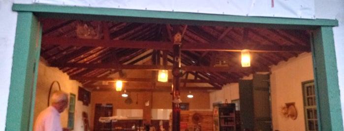 Ulisses Cozinha Caipira is one of Locais curtidos por Angelo.