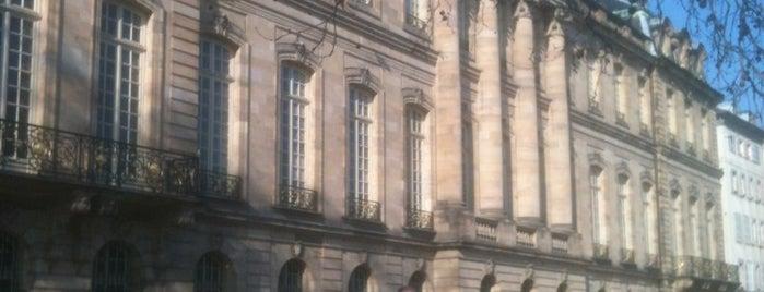 Palais Rohan is one of Straßburg.