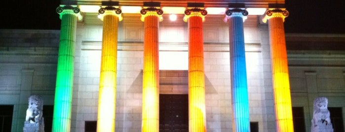 Minneapolis Institute of Art is one of Places actually worth going to in S MPLS..