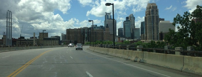 Third Avenue Bridge is one of Bridges in Minneapolis-St. Paul.