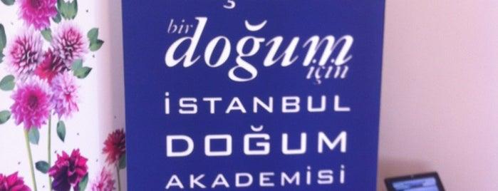 İstanbul Doğum Akademisi is one of Lieux qui ont plu à Nevra.