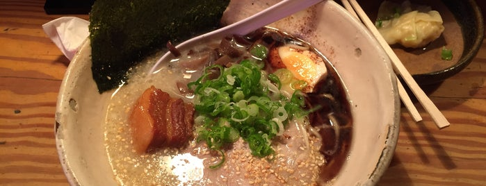 Cocolo Ramen is one of Orte, die 영 gefallen.