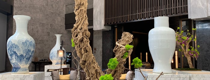 NUO Hotel Beijing is one of Beijing Places to Experience.