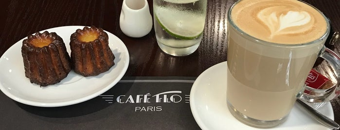 Café Flo is one of Andrea 님이 좋아한 장소.