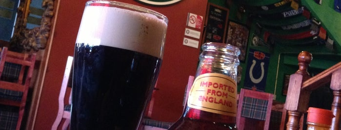 McCarthy's Irish Pub is one of สถานที่ที่ Jorge ถูกใจ.