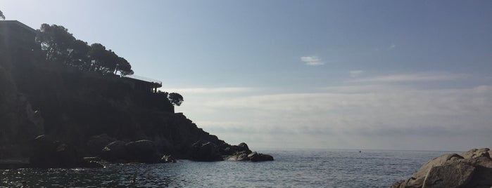 Cala d'en Trons is one of Gespeicherte Orte von Josep.