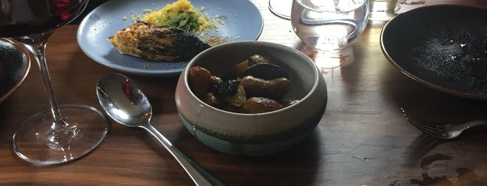 The Curlew Restaurant is one of Best in Sussex.
