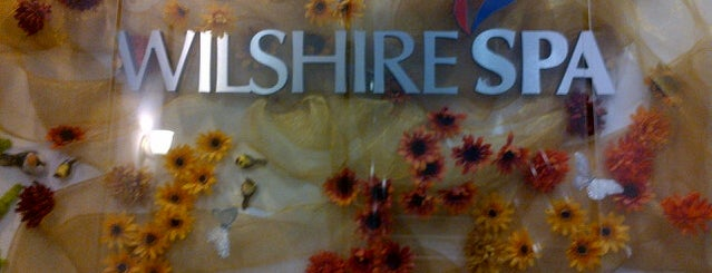 Wilshire Spa is one of Living in Southern California.