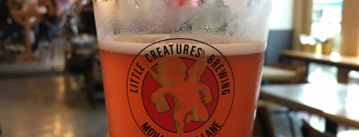 Little Creatures is one of สถานที่ที่ Chuck ถูกใจ.