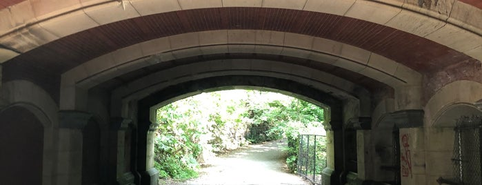 Nethermead Arches is one of Prospect Park.