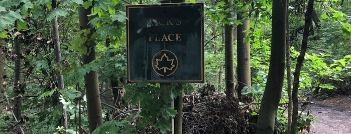 Rick's Place is one of Prospect Park.
