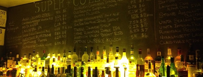 Supercollider is one of Bars. Just a list of bars..